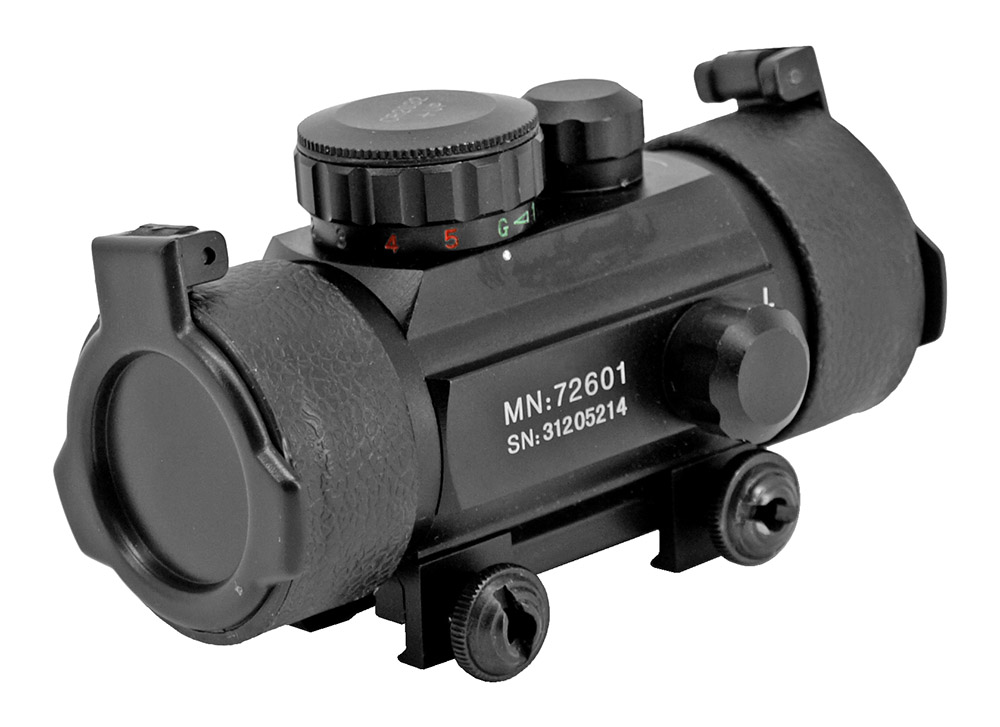 1x30 Crosman Red Dot Scope with Weaver Rail - Remanufactured