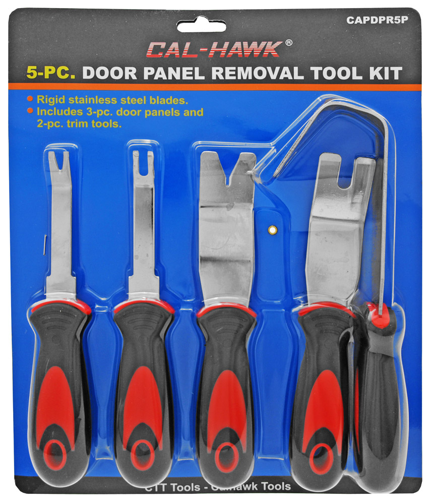 5-pc. DOOR Panel Removal Tool Kit