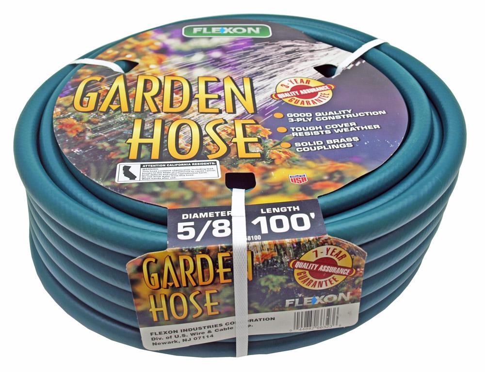Flexon 100 39 X 5 8 Garden Water Hose