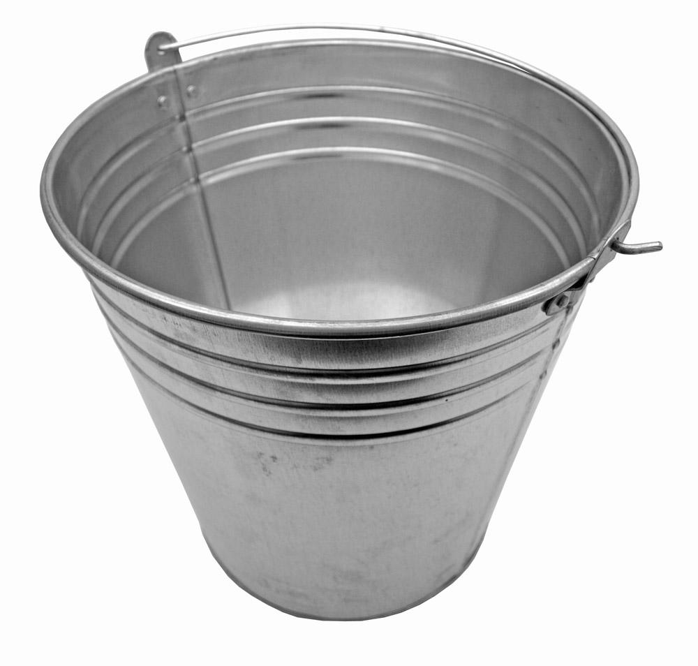 3 Gallon Steel Bucket