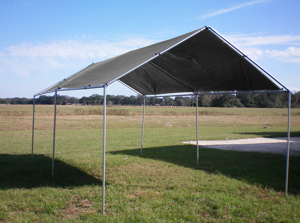 King canopy carport kit 6