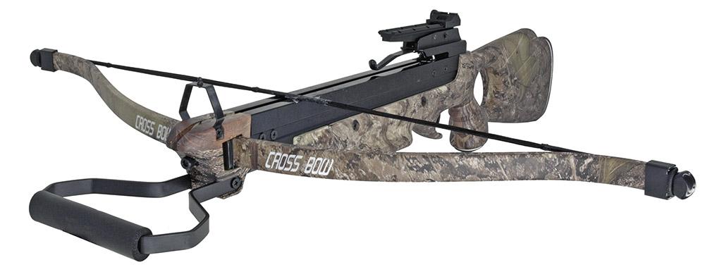 150 Lb. Recurve Crossbow - Camo