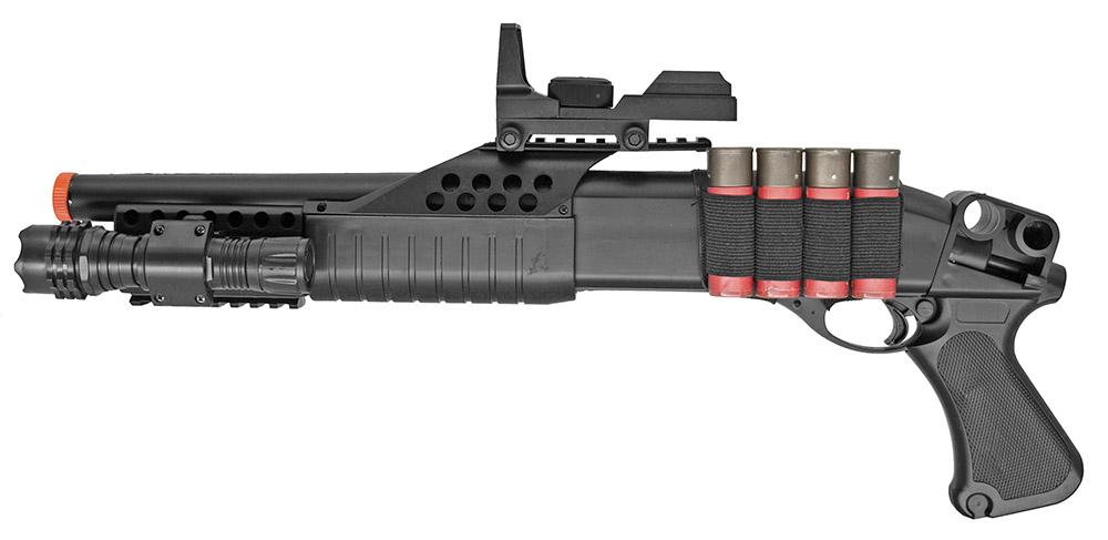 m180 a2 spring airsoft shotgun. Black Bedroom Furniture Sets. Home Design Ideas