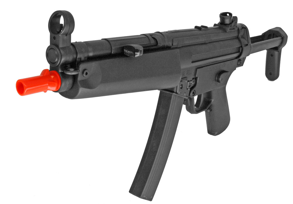 how to build an electric airsoft gun