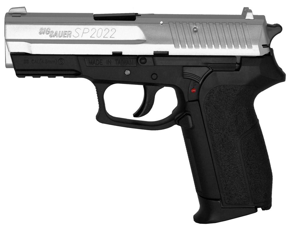 Sig Sauer SP2022 CO2 BB Hand Gun