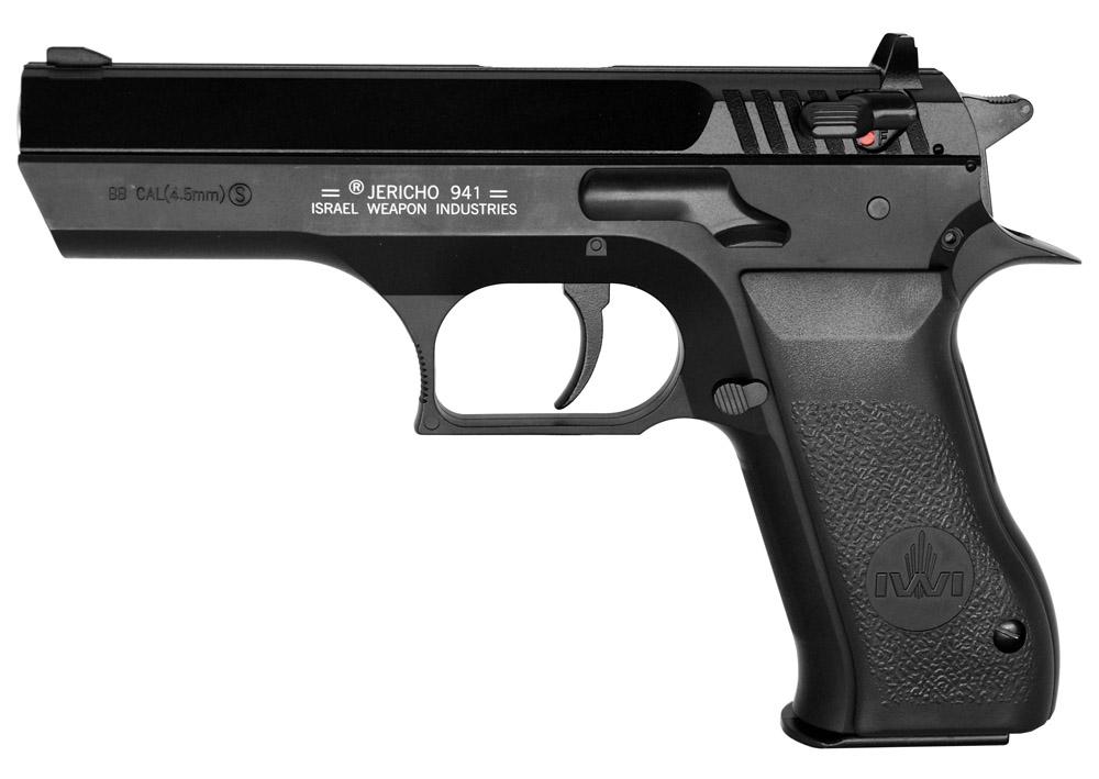Jericho 941 CO2 BB Hand Gun