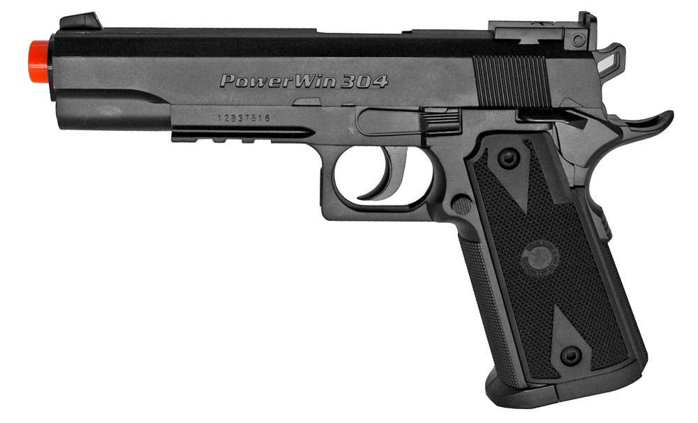 304 Series CO2 AIRSOFT Hand Gun