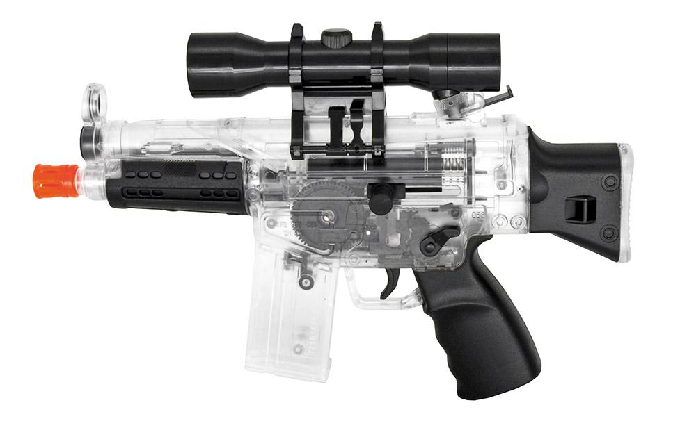 ''Crosman URBAN Mission Kit - M74 Mini AEG, Spring Pistol, & Holster''