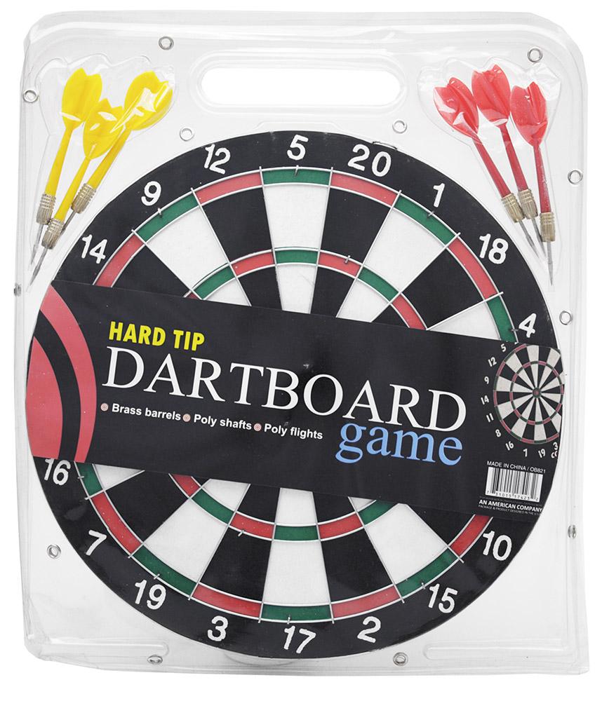 ''11.5'''' DARTboard w/ 6 DARTS''