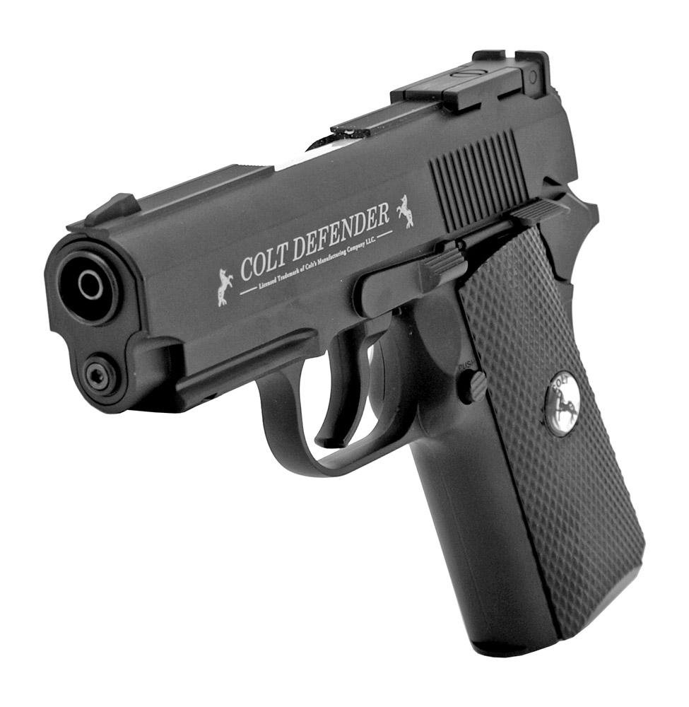 Full Metal Colt Defender CO2 BB Handgun - Refurbished