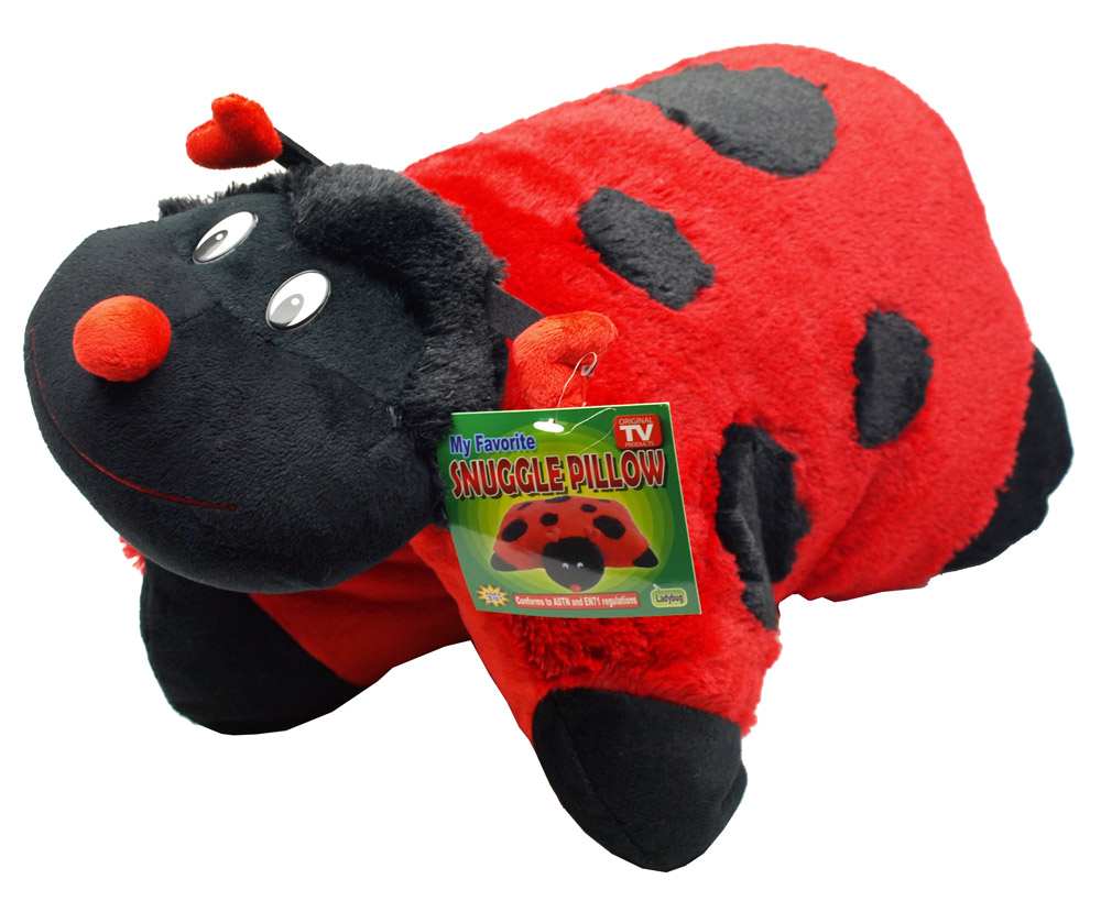 Snuggle PET PILLOW - Lady Bug
