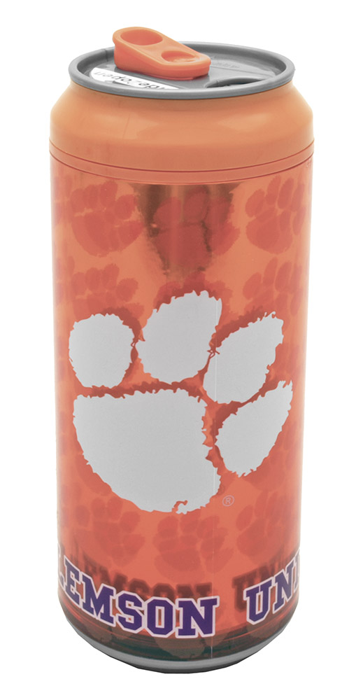 16-oz Clemson Insulated Can Water Bottle