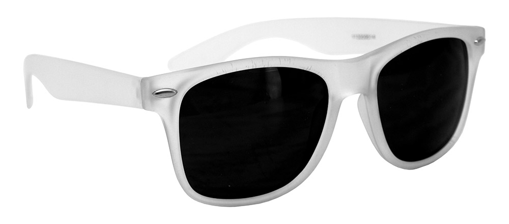 12 - pk. SUNGLASSES - Clear