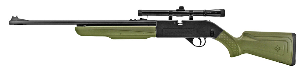 Crosman Torrent SX .177 Caliber Air Rifle with Scope - Remanufactured