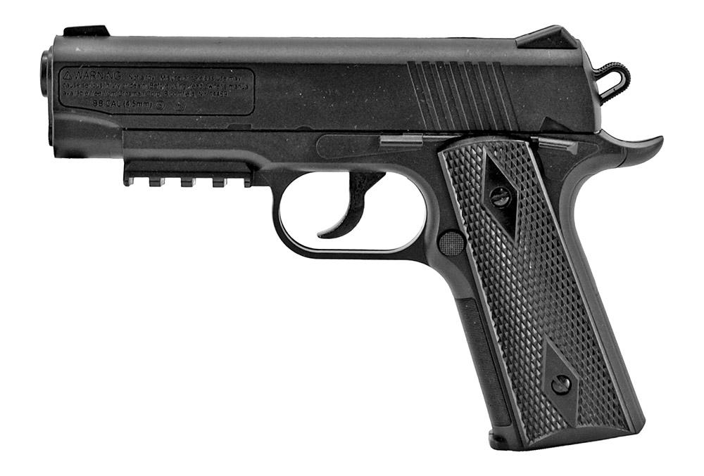 Crosman 1911BB .177 Caliber Handgun - Refurbished
