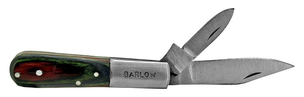 ''3.5'''' Double Blade POCKET KNIFE - Wooden''