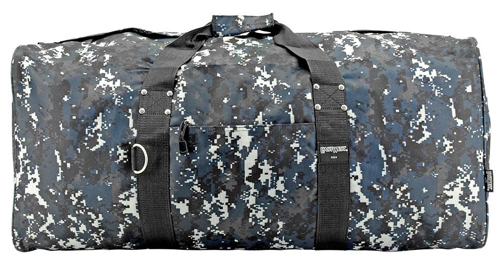 ''30'''' Cargo DUFFLE BAG - Blue Digital Camo''