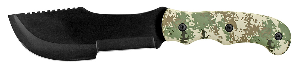 ''11'''' Hunting KNIFE - Digital Camo''
