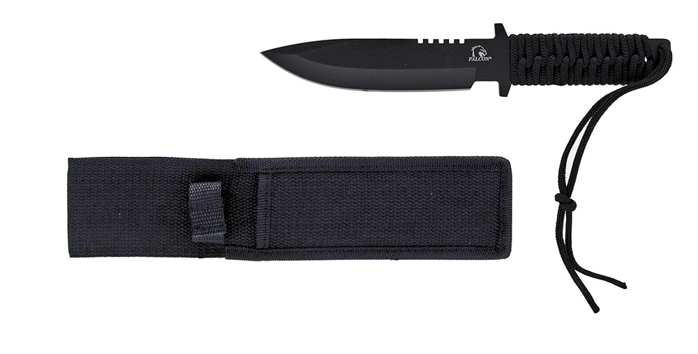''10.75'''' Tactical KNIFE - Black''