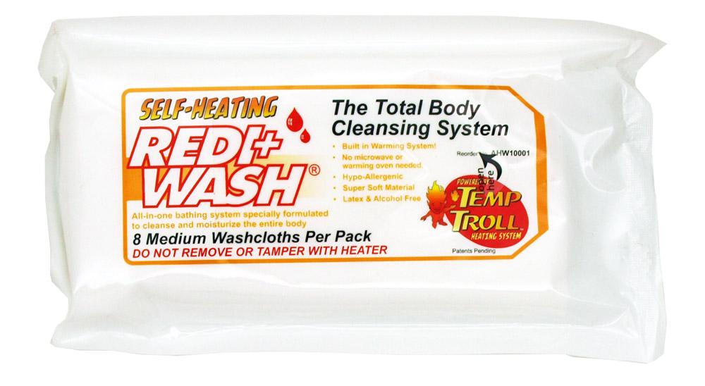 8-pc. Rediwash Total Body Cleansing System