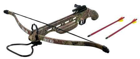 150 Lb. Camo Crossbow