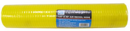 ''1/4'''' x 50' Air Recoil Hose''