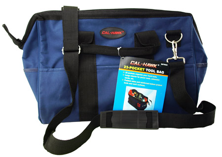 23 Pocket TOOL Bag